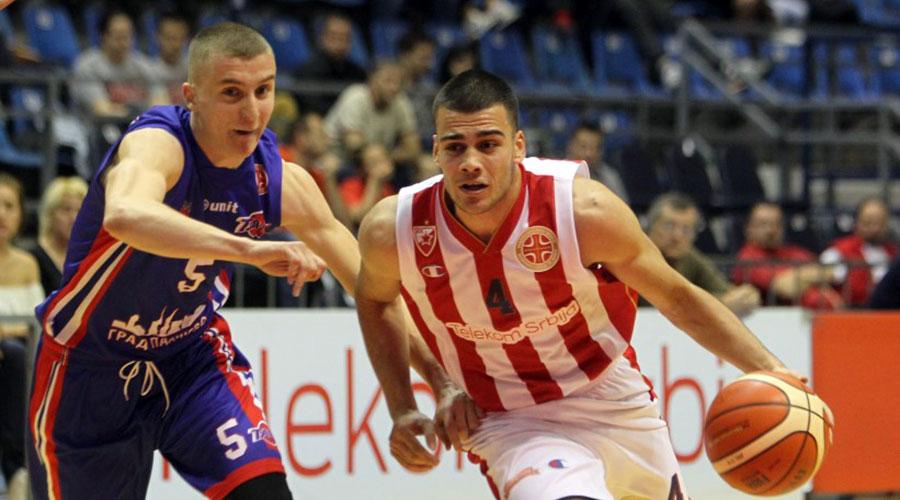Aleksandar Ilkić - meč protiv Zvezde