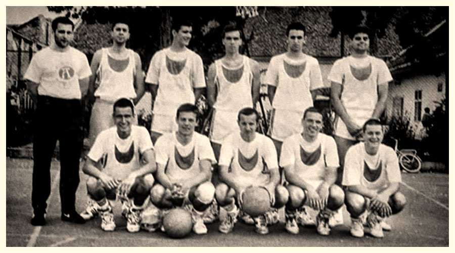 Istorijat košarkaškog kluba Tamiš