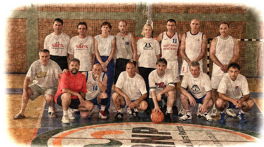 KK Dinamo Pančevo 2006. godine