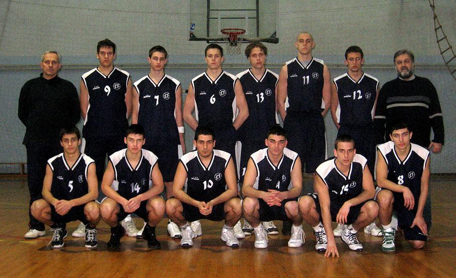 KK Dinamo 2010. godina