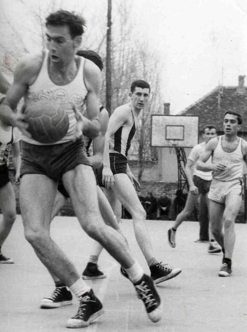 Sajkov u akciji protiv Partizana u Pančevu 1961. godine