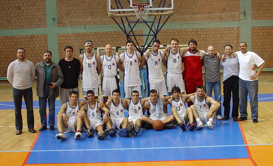 KK Tmiš Centar 2004. godina