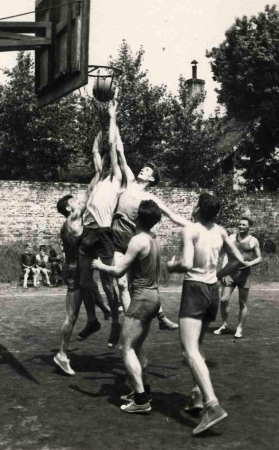 Zdravko Ćopić sa Dinamom 1957. godine