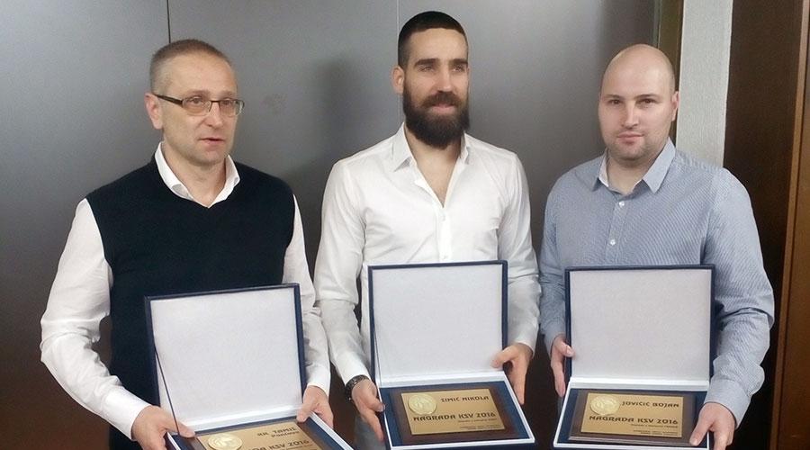 KK Tamiš proglašen najboljim košarkaškim klubom u Vojvodini za 2016