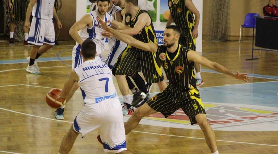 Košarkaši Tamiša 11. susretom u KLS, u subotu, protiv Beovuka, u srpskoj prestonici, završavaju 2016