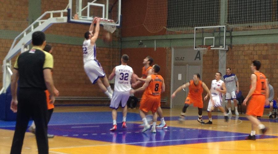 Košarkaši Tamiša pobedom nad Valjevcima nastavili uspešan niz