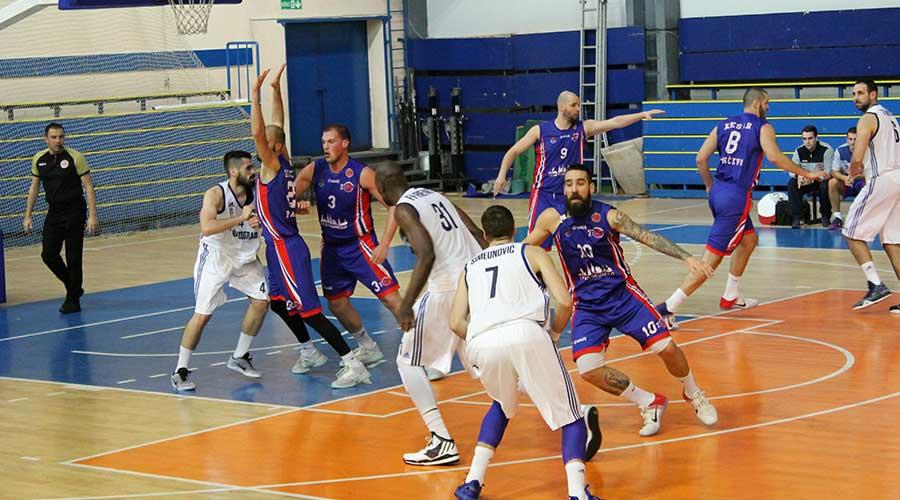 Košarkaši Tamiša u 20. kolu KLS u subotu, od 20h dočekuju OKK Beograd