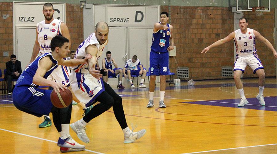 Košarkaši Tamiša, ubrzanim tempom, u sredu, 29. marta. gostuju u u Smederevu