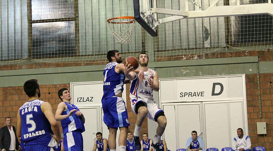 Košarkaši Tamiša zasluženo slavili protiv Sloge