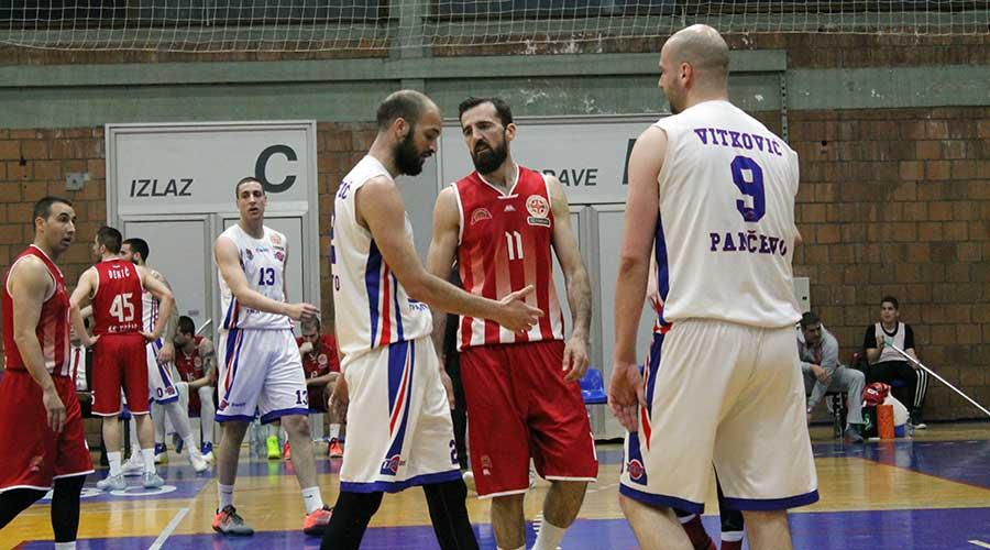 Košarkaši Tamiša poraženi su u poslednjem, 26. kolu Košarkaške lige Srbije od ekipe Vršca 69:80.