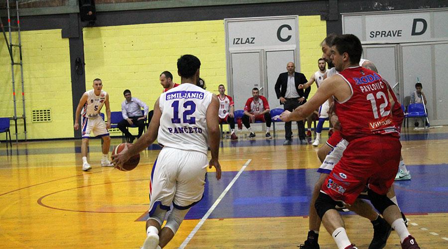 Košarkaši Tamiša uspešno su startovali jubilarnu desetu sezonu u Košarkaškoj ligi Srbije