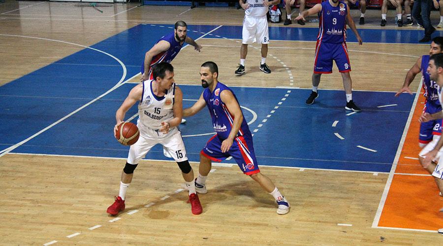 OKK Beograd pretrpeo četvrti neuspeh u sezoni