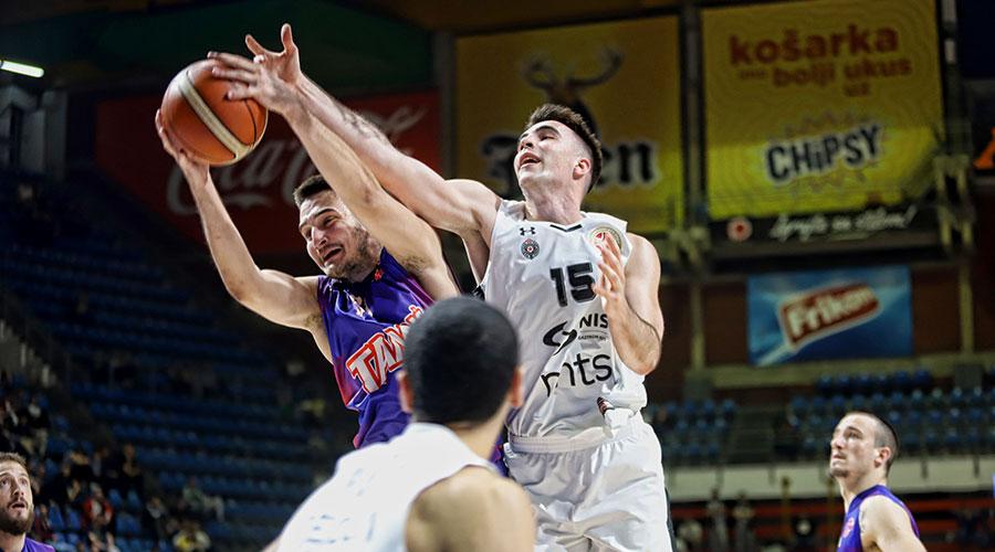 Partizan NIS vezao drugu pobedu u Superligi Srbije