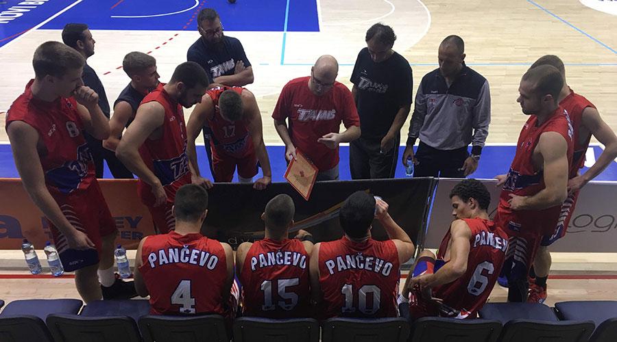 KK Tamiš podiže nivo igre kroz pripremne utakmice